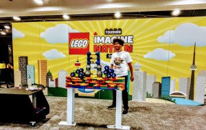 Lego Bridge Building Competition