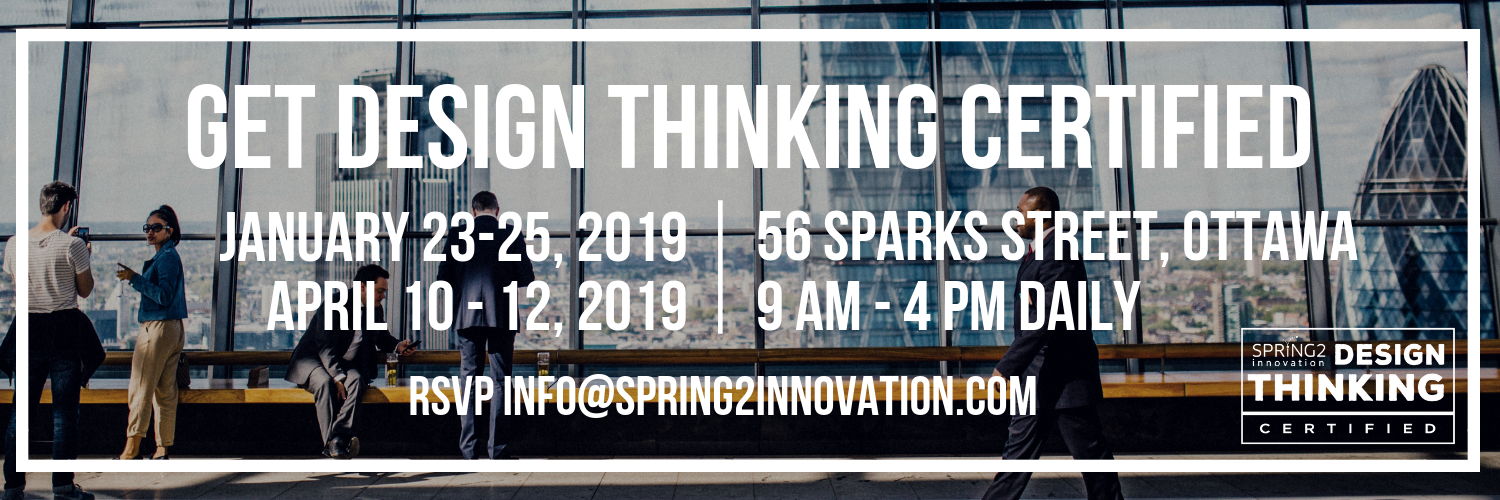Get Design Thinking Certified in 5 Days!
